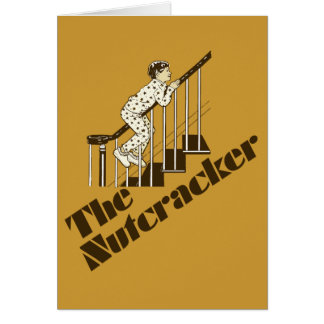 Cracked Nuts - A Christmas Tradition! Greeting Card