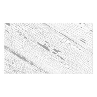 Cracked Paint Pattern Gray And White Pack Of Standard Business Cards