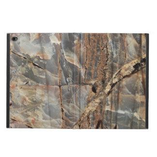 Cracked Quartz Mineral Texture