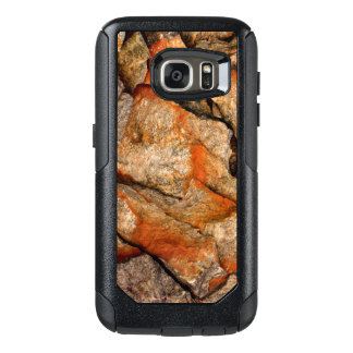 Cracked Rocks OtterBox Samsung Galaxy S7 Case