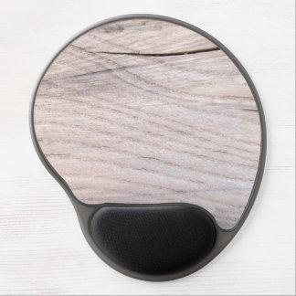 Cracked Wood Grain Gel Mousepad Gel Mouse Mat