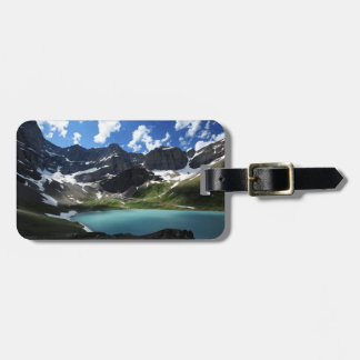 Cracker Lake Bag Tag