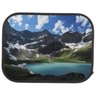 Cracker Lake Car Mat