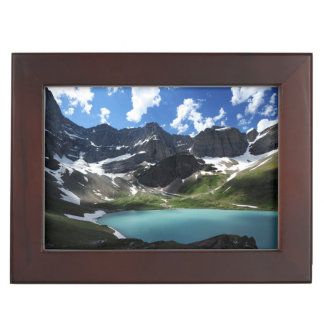 Cracker Lake Keepsake Box