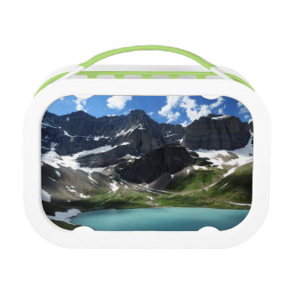 Cracker Lake Lunch Box