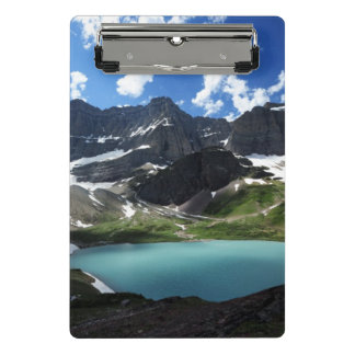 Cracker Lake Mini Clipboard