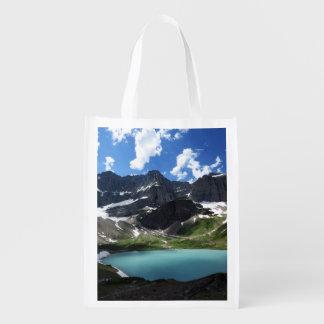 Cracker Lake Reusable Grocery Bag