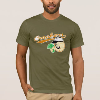 Crackers Baseball T-Shirt