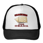 Crackers for Obama Trucker Hat
