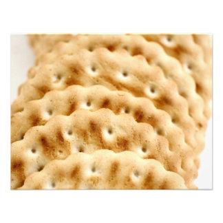 Crackers Custom Announcement
