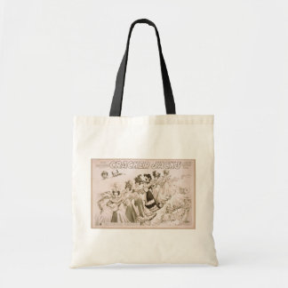 Crackers Jacks The Musical Students Vintage The Canvas Bags