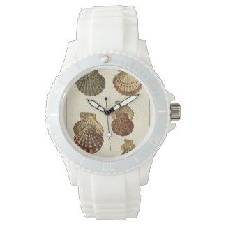 Crackled Antique Shells Watch