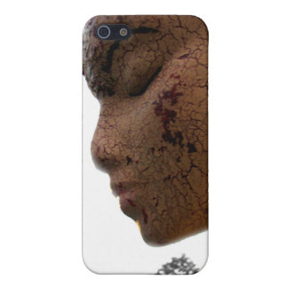 Crackled iPhone 5 Covers