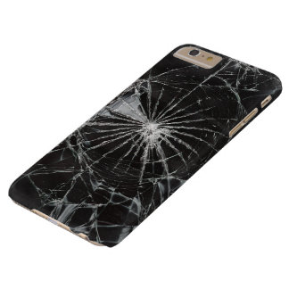 cracks texture surface barely there iPhone 6 plus case
