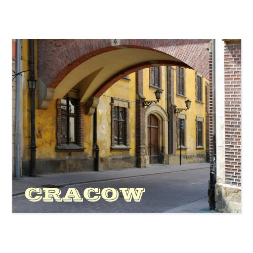 Cracow Postcards