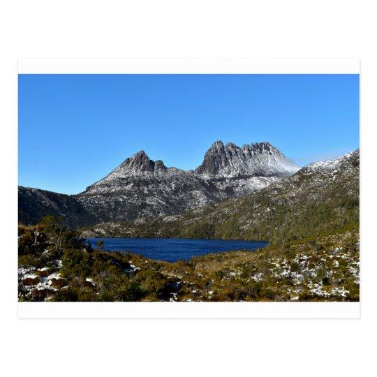 CRADLE MOUNTAIN TASMANIA AUSTRALIA POSTCARD
