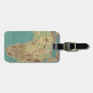 Cradle of Civilization Luggage Tag