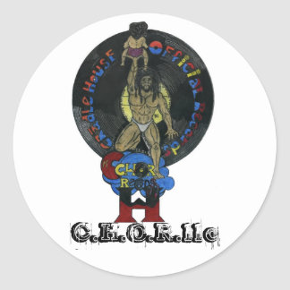 Cradlehouse Official Records,LLc stickers