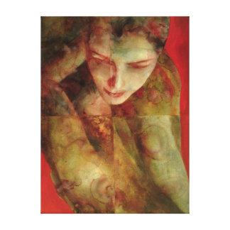 Cradlesong 1998 canvas print