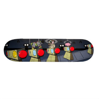 Cradllivant Logo Skateboard Deck: Cradfactory
