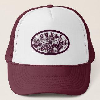 Craft Beer 1967 - Burgundy & White 2 Trucker Hat