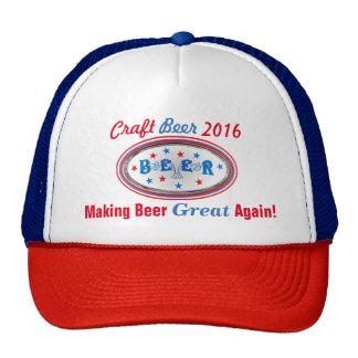 Craft Beer 2016 Cap