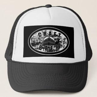 Craft Beer - Black & White Trucker Hat