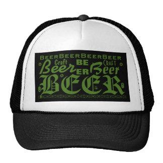 Craft Beer, Green Cap