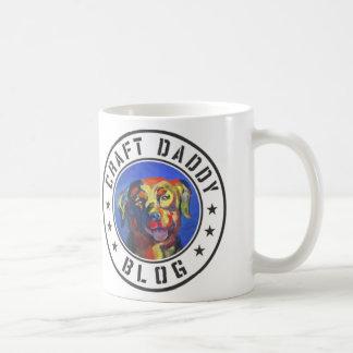 Craft Daddy Blog Logo Mug, 11oz Coffee Mug