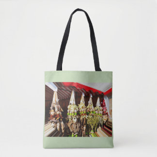 Craft decorations tote bag