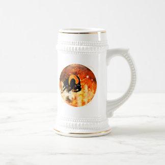 Craft Dungeon Zodiac - Aries Beer Stein