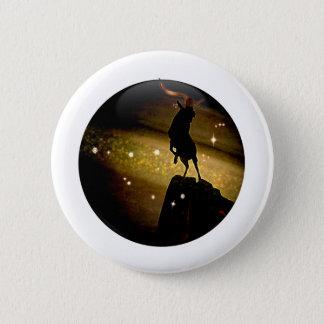 Craft Dungeon Zodiac - Capricorn 6 Cm Round Badge