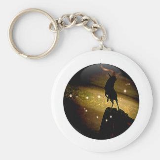 Craft Dungeon Zodiac - Capricorn Key Ring