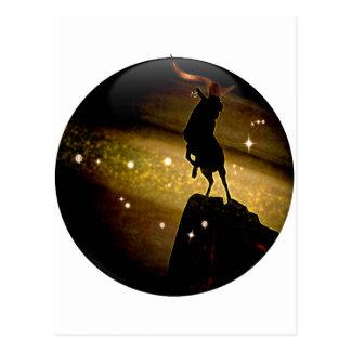 Craft Dungeon Zodiac - Capricorn Postcard