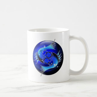 Craft Dungeon Zodiac - Pisces Coffee Mug