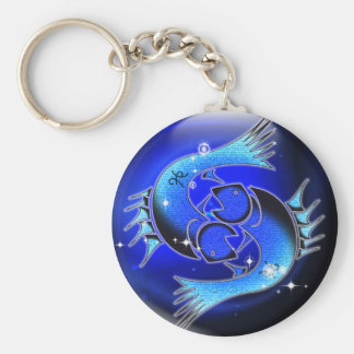 Craft Dungeon Zodiac - Pisces Key Ring