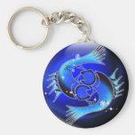 Craft Dungeon Zodiac - Pisces Keychains