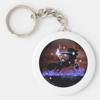 Craft Dungeon Zodiac - Sagittarius Basic Round Button Key Ring