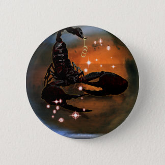 Craft Dungeon Zodiac - Scorpio 6 Cm Round Badge