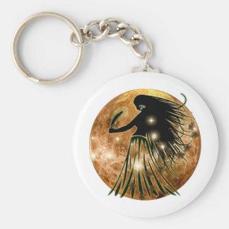 Craft Dungeon Zodiac - Virgo Basic Round Button Key Ring