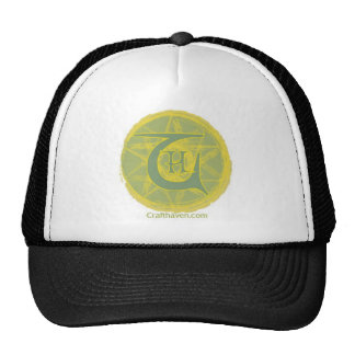 Craft Haven Logo Mesh Hat