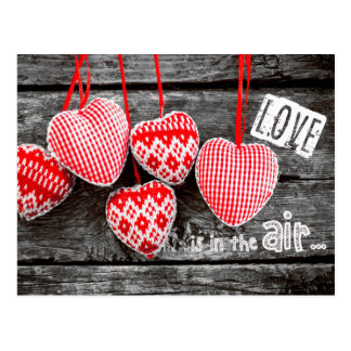 Craft Hearts Valentine's Day Postcards
