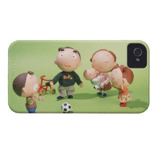 Craft (Parent and Child) Case-Mate iPhone 4 Case