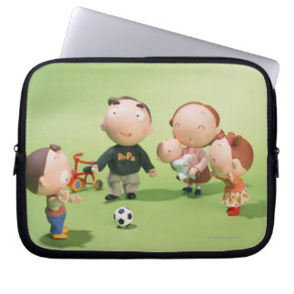 Craft (Parent and Child) Laptop Computer Sleeve