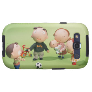 Craft (Parent and Child) Samsung Galaxy S3 Cases