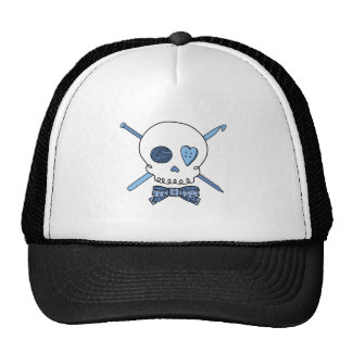 Craft Skull (Blue) Cap
