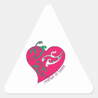 Crafter at Heart Sticker