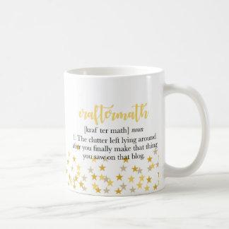 Craftermath Mug