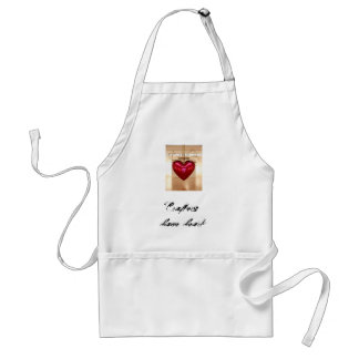 Crafters have heart Apron