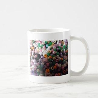 Crafting Beads Photo Basic White Mug